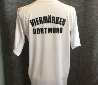 Neue Lauf-Bekleidung mit Logo kann bestellt werden