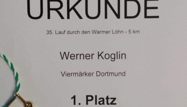 Werner siegt in Fröndenberg
