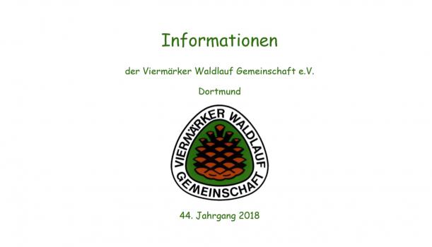 Infoheft 2018