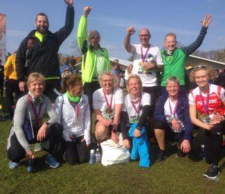 Ergebnisliste Venloop 2019