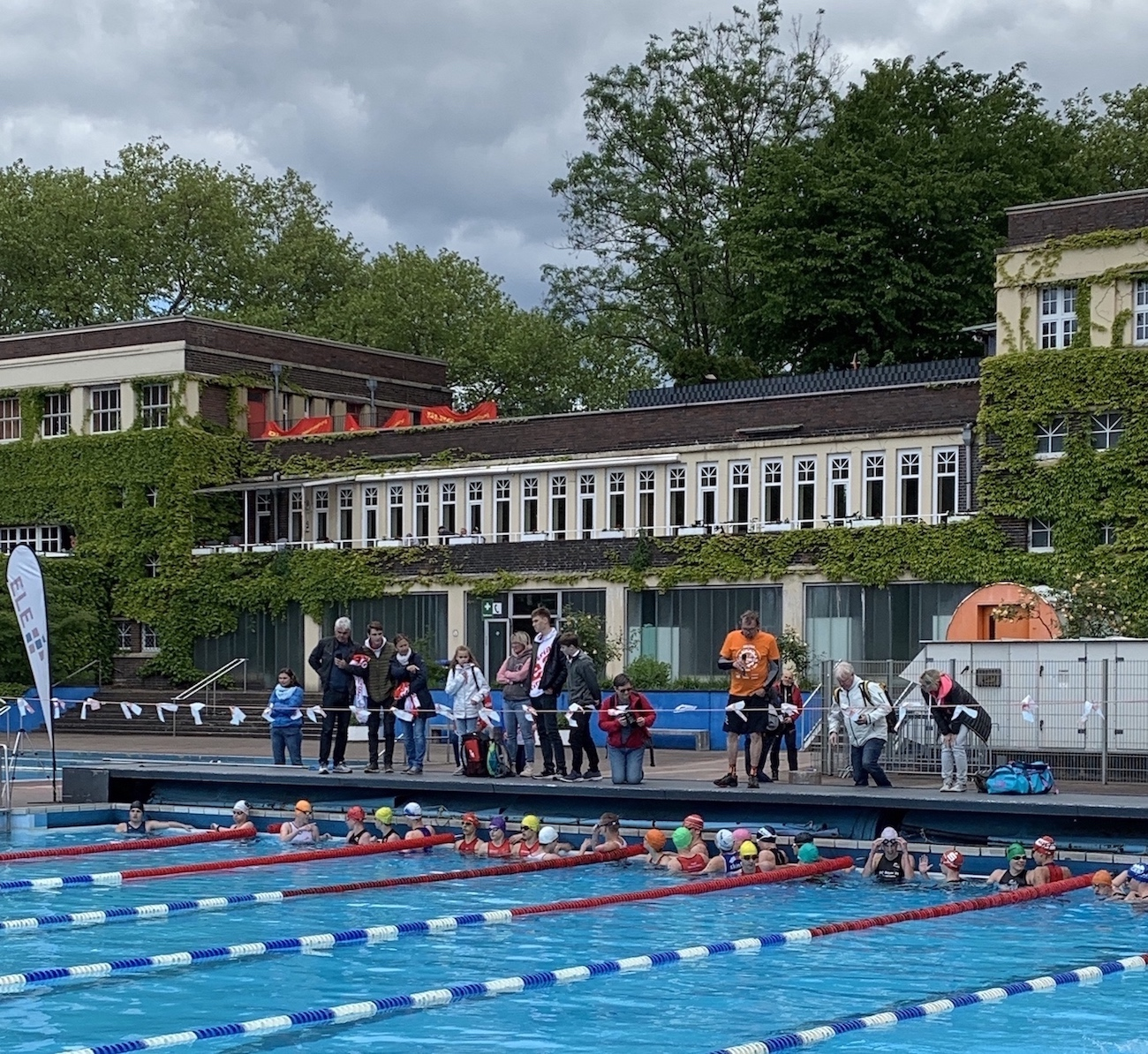 Nicolaus Brand beim NRW Nachwuchscup in Gladbeck