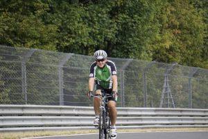 Spass beim Tourenfahren