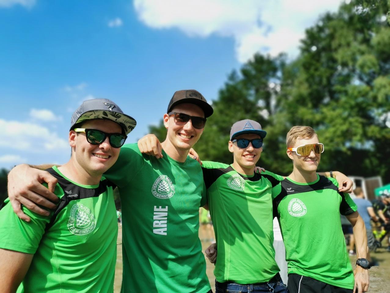 Die Oberligamannschaft von Riesenbeck