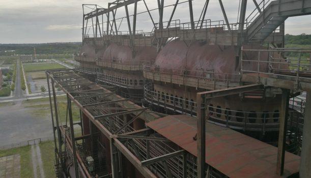 """""""Faszination Skywalk"""" – am Pulsschlag der Stahlindustrie"""